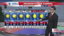 El calor continuará en los próximos días
