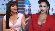Maribel Guardia aclara si hubo diferencias con Ninel Conde en 'Las arpías' (y si el 'Bombón asesino' es impuntual)