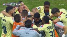 ¡Doblete de gloria! Edson Álvarez puso el gol del título