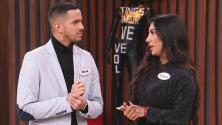 Mark y Camila ya tuvieron su primera pelea debido al pasado de ella, pero no renuncian a su romance