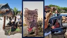 Más de 70 dinosaurios llegarán a Glendale en el espectáculo 'Jurassic Quest Drive-Thru'