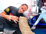 """""""El único con dos Bugatti en 6 meses"""": El Alfa lanza una canción para celebrar la compra de otro superauto"""