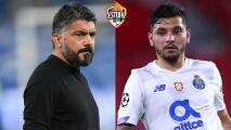 Gattuso pide a la Fiorentina fichar al Tecatito Corona