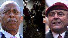 Los planes de Eric Adams y Curtis Sliwa para proteger a quienes viven en sótanos de Nueva York usados como viviendas
