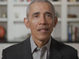 """""""Ni siquiera fingen estar a cargo"""": Obama da un poderoso discurso y habla sobre la falta de liderazgo en la pandemia"""