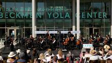 Nuevo centro YOLA abre sus puertas en Inglewood para apoyar a niños y jóvenes músicos
