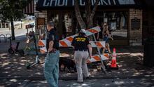 Autoridades buscan a un segundo sospechoso del tiroteo que deja 14 heridos en Austin, Texas