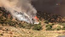 California bajo sequía excepcional y previsiones de incendios preocupantes para este verano