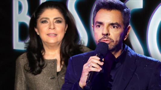 """Eugenio Derbez confiesa sentir aún """"coraje"""" contra Victoria Ruffo por no haberlo dejado ver a su hijo en el pasado"""