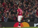 ¡Golazo del Manchester United! Alex Telles ya iguala el marcador 1-1