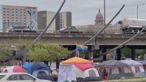 """""""Tenemos un largo camino"""", líderes de Austin hablan sobre la estrategia para ayudar a la población indigente y su intención de ampliar la inversión en el plan"""