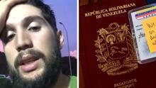 Varado en EEUU tras robo de pasaporte y visa: la odisea de un turista venezolano