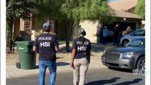 Realizan operativo para detectar grupos de contrabando de personas en el condado Cochise
