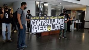 Acusan silenciamiento de contenido sobre protestas de empleados de AEE contra LUMA Energy en Twitter