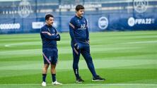 Pochettino no cuenta con Messi ni Neymar para el próximo partido