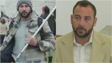 """""""Estoy luchando por mi libertad"""": exagente de la DEA acusado por la insurrección en el Capitolio"""