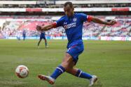 """Adrián Aldrete sobre llamado al Tri: """"Hoy en día me ilusiona más ganar un título con Cruz Azul"""""""