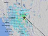 Medio minuto de duración: sismo de magnitud 6 remeció el centro de California