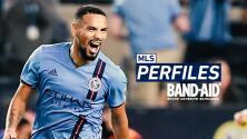 El peruano Callens de NYCFC vive un gran presente en la MLS y en su selección