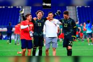 """Lozano sobre Ochoa: """"Lo veían como si yo estuviera a lado de Zidane"""""""