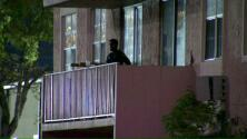 Hospitalizan de urgencia a un niño que cayó de un balcón en North Miami