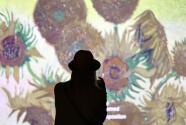 """""""Una nueva forma de ver arte"""": lo que podrás disfrutar con la llegada de 'Más allá de Van Gogh' a Miami"""