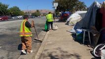 Hasta $23 por hora, el salario para personas sin hogar que limpien las calles de San José