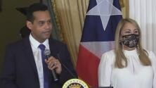 Raúl Márquez es designado como secretario de Estado por la gobernadora