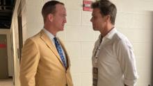 Gran abucheo a Brady en inducción de Manning al Hall of Fame de la NFL