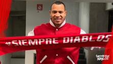 ¡Toluca se sigue reforzando! Felipe Pardo se viste de diablo