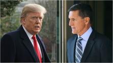 La defensa de Trump a Michael Flynn que podría meterlo en problemas legales