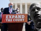 ¿Aumentar el número de jueces en la Corte Suprema? El proyecto que apoya el representante Hank Johnson