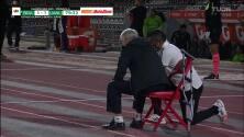 ¡GOOOL! Víctor Gustavo Velázquez anota para FC Juárez.
