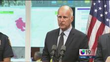 Brown reitera estado de emergencia en California