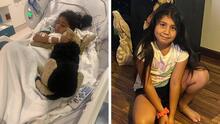 Niña de 9 años sufre tres disparos en la espalda mientras viajaba en el auto de su madre en Pembroke