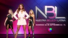 Nuestra Belleza Latina, la competencia que abre la puerta al éxito, está de vuelta