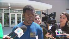 Tras pagar $300,000 de fianza sale en libertad Andre McDonald