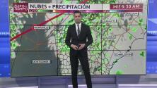 De dos a tres pulgadas de lluvia dejará la tormenta tropical IDA durante su paso por Georgia