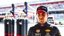 'Checo' Pérez se queda con el mejor tiempo en el GP de Estados Unidos