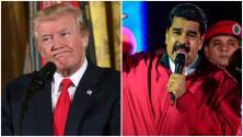 Trump responsabiliza a Maduro de la salud de Leopoldo López y Antonio Ledezma