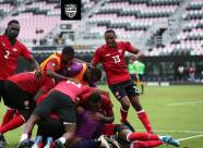 Trinidad y Tobago reconoce que no será fácil su debut en Copa Oro