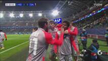 Karim Adeyemi enfría las cosas y confirma el 1-3 del Salzburg