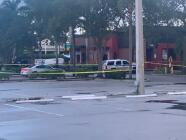 Tres personas mueren a tiros luego de un incidente afuera de un Wendy's en Hallandale Beach