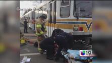 Tren ligero cobra a su tercer víctima mortal en menos de un mes