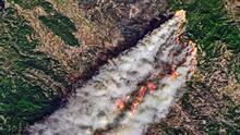 """Qué son los """"Vientos del Diablo"""" y por qué pueden empeorar la temporada de incendios en California"""