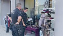 No cesan los robos en el Melrose Boulevard de Los Ángeles: comunidad pide más presencia de la policía
