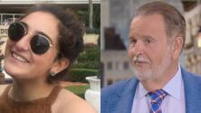 Mia de Molina llamó angustiada a su papá en medio del show para pedirle ayuda