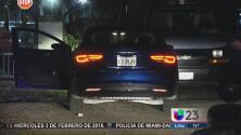 Policía arresta a sospechoso de 'carjacking'