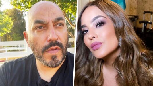 Lupillo confirma denuncia contra su ex, Mayeli Alonso