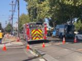 Cientos de personas están sin poder regresar a sus casas por la fuga de gas en San José